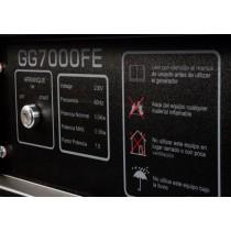 ITC Power GG7000FE Groupe électrogène Essence 5.5Kw