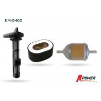 Kit filtres pour moteur ITC Power et Hyundai D400