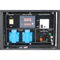 ITC Power GG4100L Groupe électrogène Essence 3.2Kw