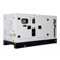 Groupe électrogène industriel monophasé 18kw ITC Power DHY18KSEm