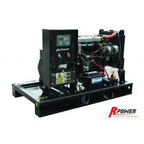Groupe électrogène industriel ITC Power DG16KE 16,5KVA 400V