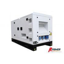 Groupe électrogène industriel ITC Power DG22KSE 22KVA 400V