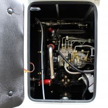 Groupe électrogène industriel ITC Power DG22KSE 22KVA 400V - MOTEUR HYUNDAI HY490