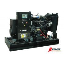 Groupe électrogène industriel ITC Power DG45KE 44KVA 400V
