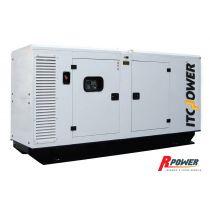Groupe électrogène industriel ITC Power DG60KSE 60.5KVA 400V
