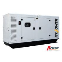 ITC Power DG66KSE 66KVA 400V Groupe électrogène industriel