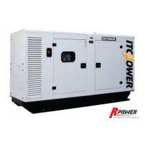 Groupe électrogène industriel ITC POWER DG75KSE