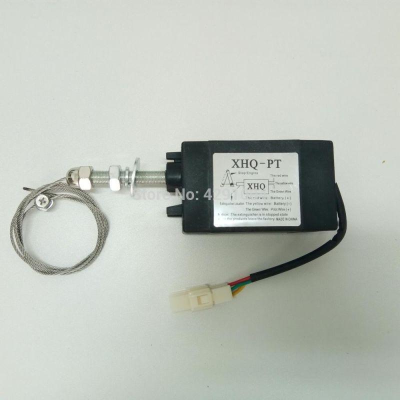 Moteur pas à pas / Solenoide d'ouverture de pompe à injeciton pour groupe électrogène ITC Power
