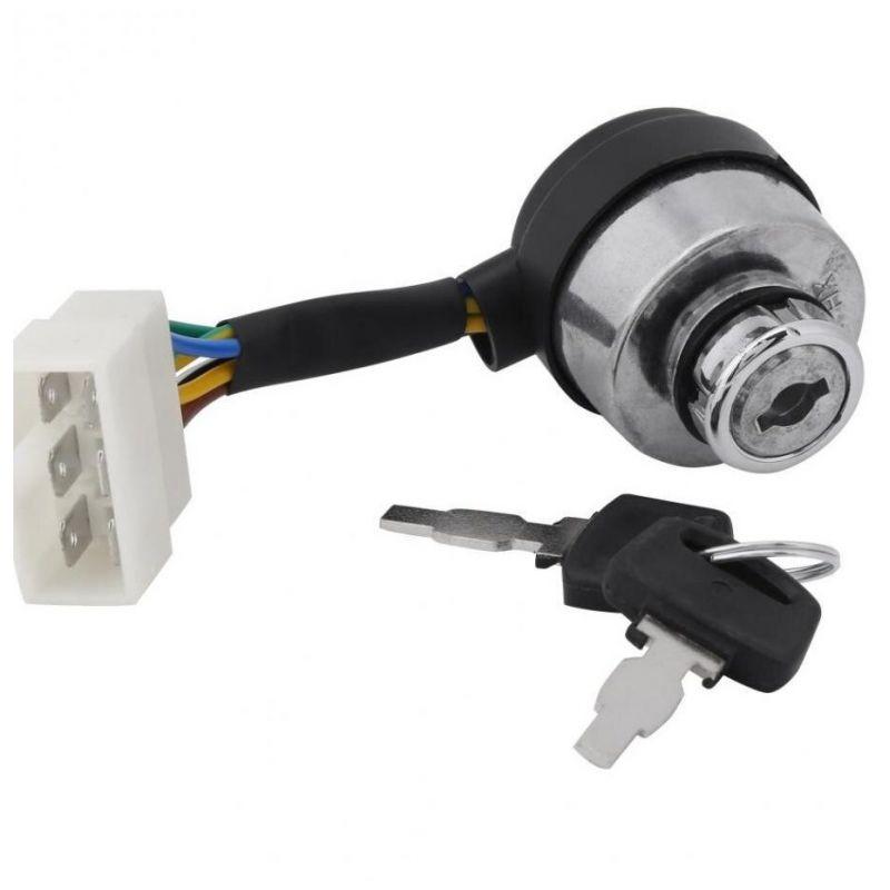 Contacteur à clés / Neiman pour groupe électrogène Essence et inverter ITC Power
