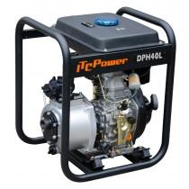 Motopompe ITC Power DPH40LE Diesel
