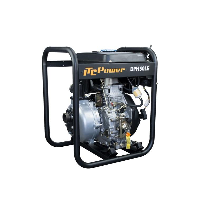 Motopompe ITC Power DPH50LE Diesel