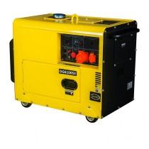 ITC Power DG6100SE-3 Groupe électrogène Diesel 400V 6,25kVA