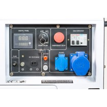 Groupe électrogène ITC Power DG7800SE 6.5Kw 230V