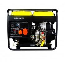 Groupe électrogène ITC Power DG6100XE