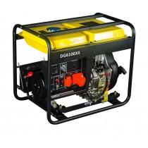 ITC Power DG6100XE-3 Groupe électrogène Diesel ouvert 400V 6,25kVA