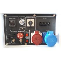 Groupe électrogène ITC Power DG7800SE-T Diesel insonorisé 6.0Kw - 6.9KVA